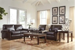 Ashley Millburg 3pc Brown Coffee Table Set Available Online in Dallas Fort Worth Texas