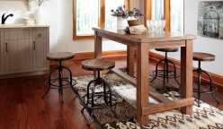 Ashley Pinnadel 5pc Brown Counter Height Dining Room Set Available Online in Dallas Fort Worth Texas
