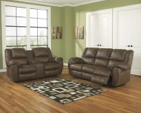 Ashley Quaterback 2pc Sofa & Loveseat Set Available Online in Dallas Fort Worth Texas