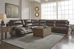 Ashley Keeblen 3pc Grayish Brown Coffee Table Set Available Online in Dallas Fort Worth Texas