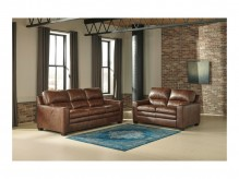 Ashley Gleason Canyon 2pc Sofa & Loveseat Set Available Online in Dallas Fort Worth Texas