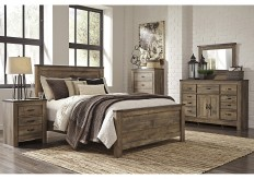 Ashley Blaneville 5pc Queen Panel Bedroom Group Available Online in Dallas Fort Worth Texas