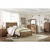 Ashley Blaneville 5pc King Storage Panel Bedroom Group Available Online in Dallas Fort Worth Texas