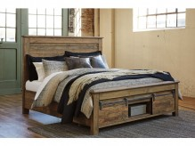 Ashley Sommerford Queen Panel Bed Available Online in Dallas Fort Worth Texas