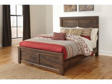 Ashley Quinden Queen Panel Bed Available Online in Dallas Fort Worth Texas