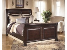 Ashley Ridgley Cal King Sleigh Bed Available Online in Dallas Fort Worth Texas