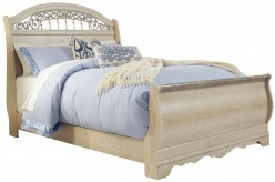 Ashley Catalina Queen Sleigh Bed Available Online in Dallas Fort Worth Texas