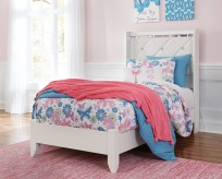 Ashley Dreamur Twin Panel Bed Available Online in Dallas Fort Worth Texas