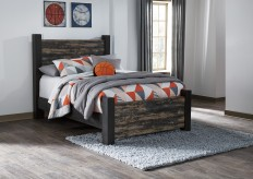 Ashley Westinton Full Poster Bed Available Online in Dallas Fort Worth Texas