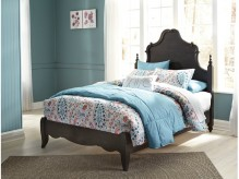 Ashley Corilyn Dark Brown Full Bed Available Online in Dallas Fort Worth Texas
