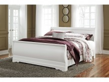 Ashley Anarasia King Sleigh Bed Available Online in Dallas Fort Worth Texas