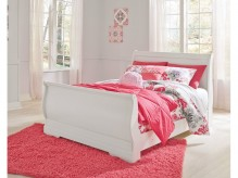 Ashley Anarasia Full Sleigh Bed Available Online in Dallas Fort Worth Texas