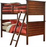 Ashley Ladiville Twin/Twin Panel Bunk Bed Available Online in Dallas Fort Worth Texas