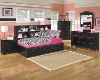 Ashley Jaidyn 5pc Twin Bookcase... Available Online in Dallas Fort Worth Texas