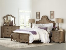 Homelegance Chrysanthe 5pc King Bedroom Group Available Online in Dallas Fort Worth Texas