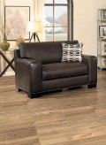 Homelegance Gowan Dark Brown Chair Available Online in Dallas Fort Worth Texas