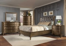 Homelegance Chambord 5pc Cal King Bedroom Group Available Online in Dallas Fort Worth Texas