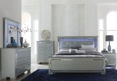 Homelegance Allura 5pc Cal King Bedroom Group Available Online in Dallas Fort Worth Texas