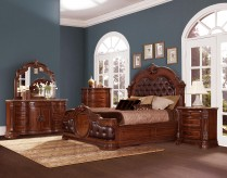 Homelegance Antoinetta 5pc Cal King Bedroom Group Available Online in Dallas Fort Worth Texas