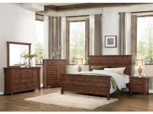 Terrace 5pc Queen Bedroom Group Available Online in Dallas Fort Worth Texas