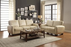 Homelegance Rubin 2pc Taupe Sofa & Loveseat Set Available Online in Dallas Fort Worth Texas