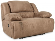 Ashley Hogan Mocha Oversized Recliner Available Online in Dallas Fort Worth Texas