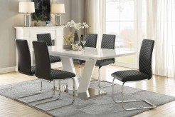 Homelegance Yannis 7pc Rectangular Dining Table Set Available Online in Dallas Fort Worth Texas