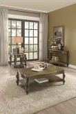 Homelegance Moorewood Park 3pc Pecan Coffee Table Set Available Online in Dallas Fort Worth Texas