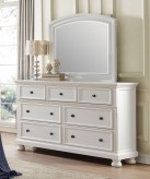 Homelegance Laurelin White Mirror Available Online in Dallas Fort Worth Texas