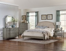 Homelegance Albright 5pc Grey King Bedroom Group Available Online in Dallas Fort Worth Texas