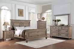 Homelegance Marceline 5pc Grey Weathered Queen Bedroom Group Available Online in Dallas Fort Worth Texas