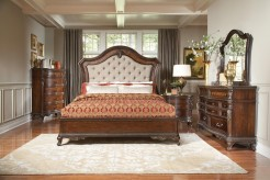Homelegance Bonaventure Park 5pc Queen Bedroom Group Available Online in Dallas Fort Worth Texas