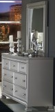 Homelegance Bevelle Silver Mirror Available Online in Dallas Fort Worth Texas