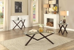 Homelegance Halston 3pc Coffee ... Available Online in Dallas Fort Worth Texas