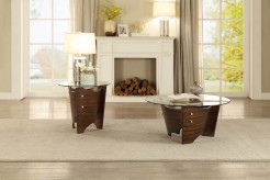Homelegance Laszlo 3pc Brown Co... Available Online in Dallas Fort Worth Texas