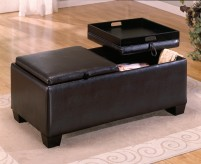 Homelegance Vega Ottoman with 2... Available Online in Dallas Fort Worth Texas