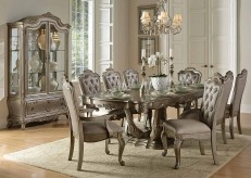 Homelegance Florentina 9pc Dining Table Set Available Online in Dallas Fort Worth Texas