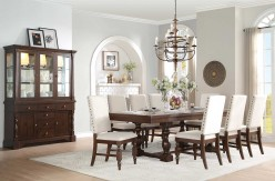 Homelegance Yates 9pc Dining Table Set Available Online in Dallas Fort Worth Texas