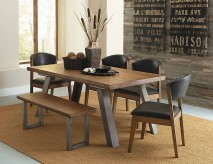 Homelegance Hobson 5pc Dining Table Set Available Online in Dallas Fort Worth Texas
