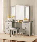 Homelegance Toulouse 2pc Champagne Vanity Set Available Online in Dallas Fort Worth Texas