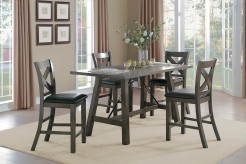 Homelegance Seaford 5pc Counter Height Dining Room Set Available Online in Dallas Fort Worth Texas