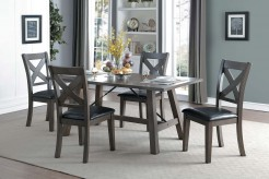 Homelegance Seaford 5pc Dining Table Set Available Online in Dallas Fort Worth Texas