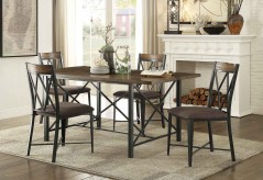 Homelegance Sage 5pc Dining Table Set Available Online in Dallas Fort Worth Texas