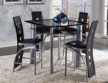 Homelegance Sona 5pc Counter Height Dining Room Set Available Online in Dallas Fort Worth Texas