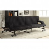 Coaster Savilden Black Sofa Bed... Available Online in Dallas Fort Worth Texas