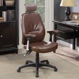 Coaster Newburgh Brown Office C... Available Online in Dallas Fort Worth Texas