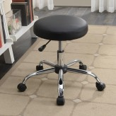 Maeve Chrome Office Chair Available Online in Dallas Fort Worth Texas