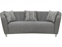 Coaster Grayson Gray Sofa with Angled Shelter Arm Available Online in Dallas Fort Worth Texas