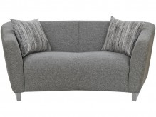 Coaster Grayson Gray Loveseat w... Available Online in Dallas Fort Worth Texas