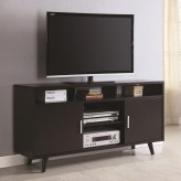 Coaster Florance Cappuccino TV Console Available Online in Dallas Fort Worth Texas